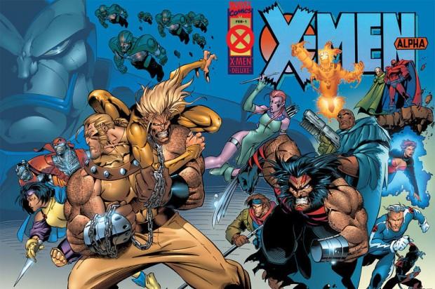 X-men Age of Apocalypse