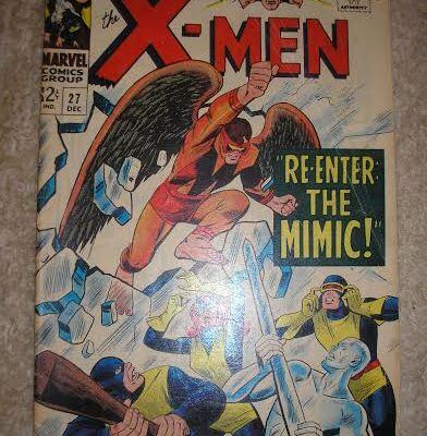 X-men 27. szám