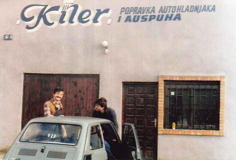 O nama- Kiler auto hladnjaci