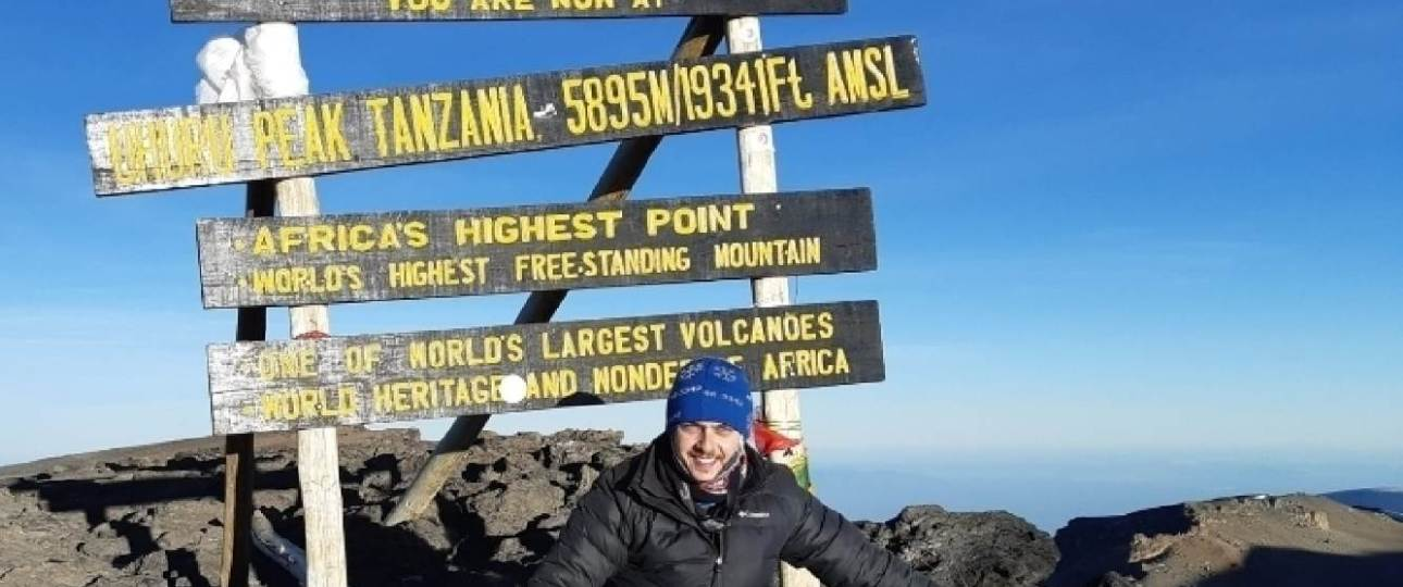 Mt. Kilimanjaro Trekking to UHuru Peak