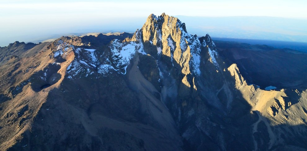 Mount Kenya Tour