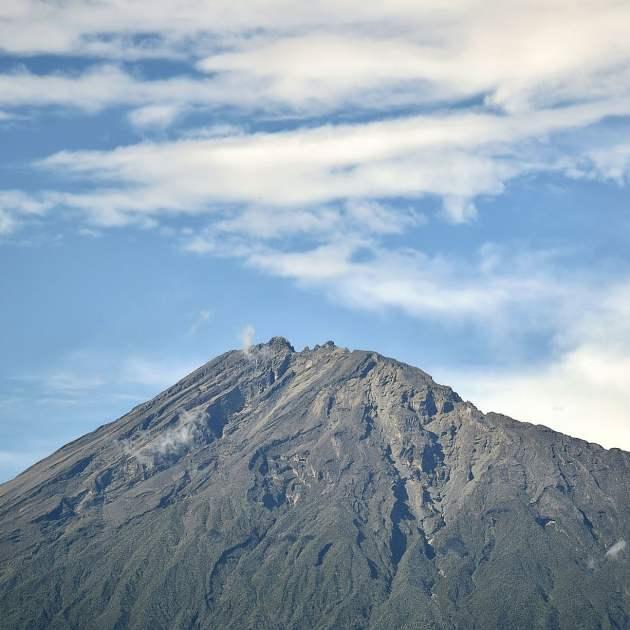 Mount Meru, Arusha - Tanzania