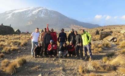 Mount Kilimanjaro climbing adventures