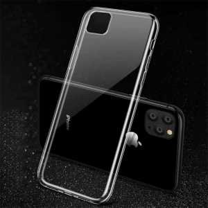 Apple iPhone 11 Pro Kılıf Süper Silikon Apple iPhone 11 Pro