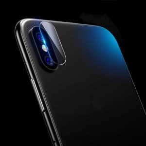 Apple iPhone X Kamera Lens Koruyucu Cam Filmi iPhone X