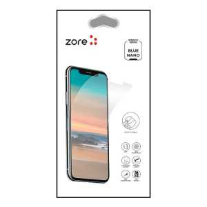 General Mobile 9 Pro Zore Blue Nano Screen Protector General Mobile 9 Pro ​​​​​​​​​​​​​​​ZORE BLUE NANO TEMPERED SCREEN PROTECTORBUFF  VE CAM (TEMPERLİ) Kılıf Sepeti'nde Sadece 34.9 TL!