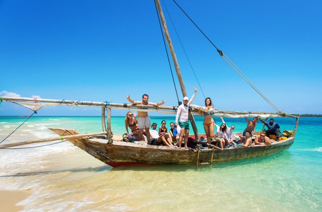 6 Days Snorkeling Tour and Cycling In Zanzibar Beach