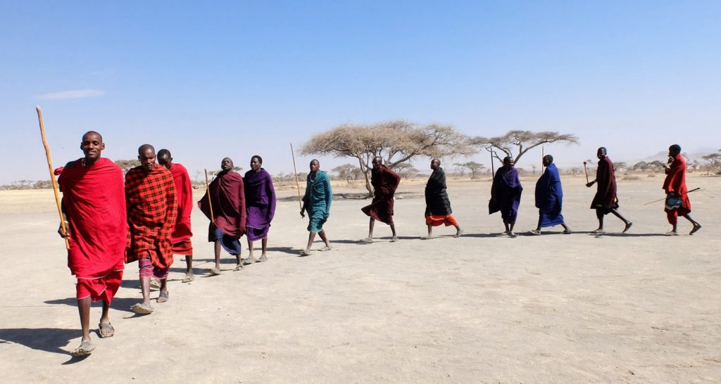 7 DAYS WALKING TOUR TO NGORONGORO AND LAKE NATRON
