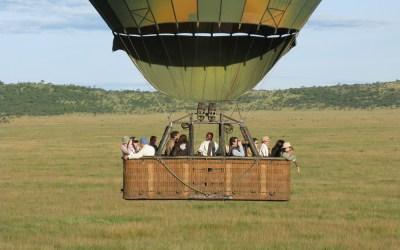 8 Days Luxury Tanzania Safari (fly in Safari & Hot air Balloon)