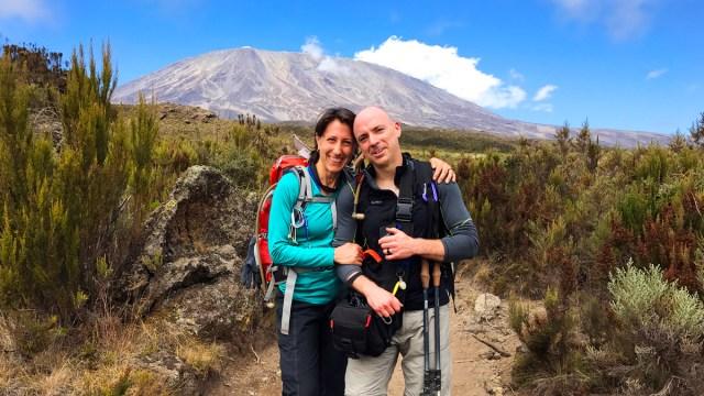 KILIMANJARO-MARANGU ROUTE 6 DAYS ITINERARY