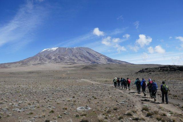 MT. KILIMANJARO-RONGAI ROUTE 6 DAYS TREKKING ITINERARY