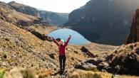Mount Kenya, Africa Second Highest