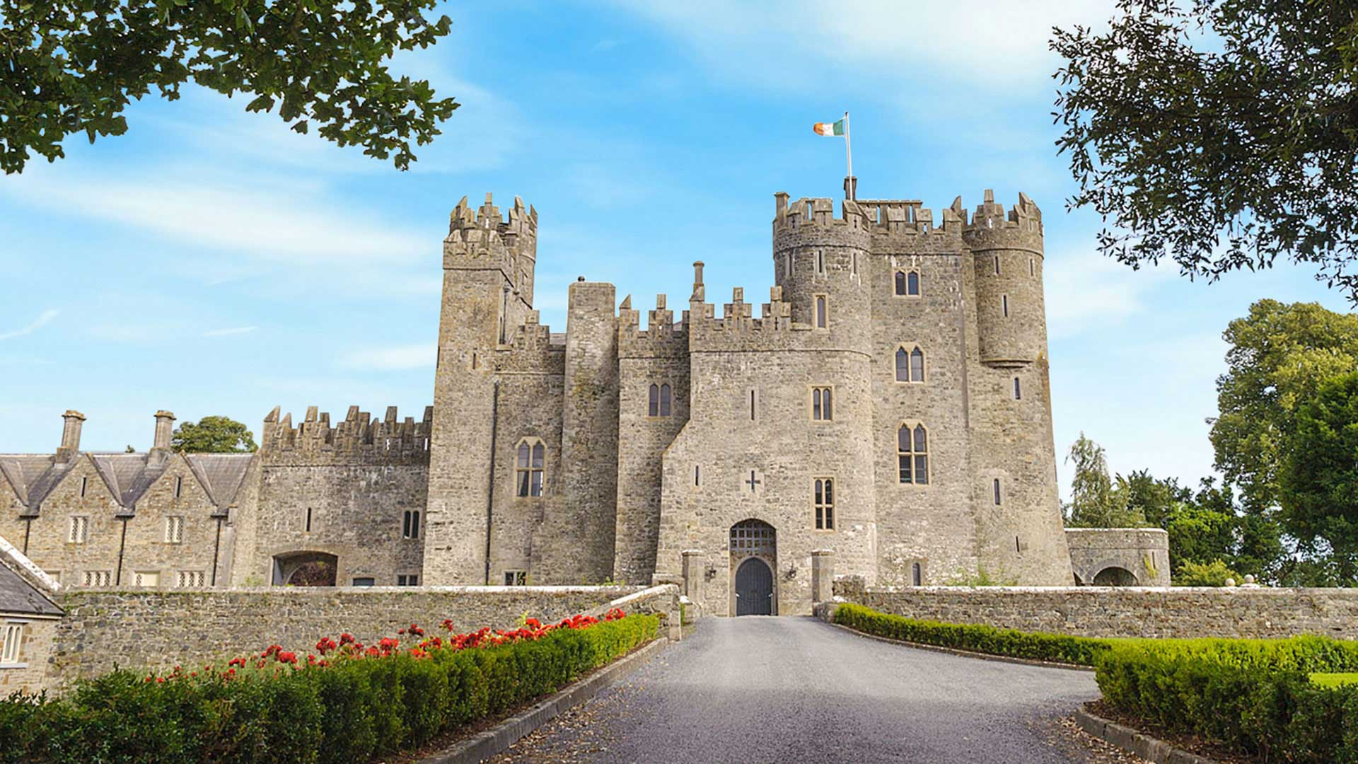 Luxury Castle Hotel In Ireland Kilkea Castle Official Website
