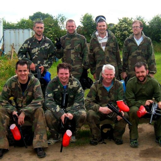 Paintball at Kilkenny 2