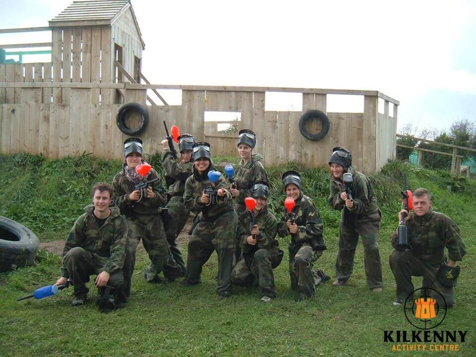 Corporate Paintball Kilkenny