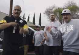 Anaheim-räppärit Hectik, Big Neech ja Sinek julkaisivat uuden musavideon 'A's Up'
