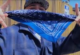 Ese Lil G julkaisi uuden musavideon 'Blue Rags'