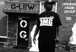 G-Lew pisti ulos uuden albumin 'O.G.' – kuuntele maistiainen!