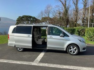Killarney Day Tours Ireland multi seater available.