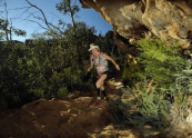 Catherine shows her grit in the Ultra Trail Australia event