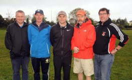 Astute observers Billy Hennigan, Philip Gammell, Anthony Greaney, Martin Muldoon and Ger Sugrue