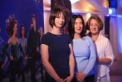 Ceara Scanlon, Melanie O'Sullivan and Dee O'Sullivan