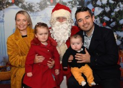 Michelle and Colm McGrath with children Billie and Sonny