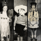June, Thomas and Margaret Mullins