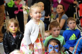 Children enjoying the Killarney Outlet Centre family fun day and 20th anniversary celebrations