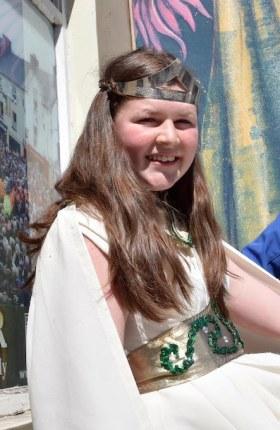 Maeve McCarthy, Queen of Puck Fair