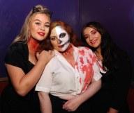 Chloe Teahan, Chloe O'Connor and Jacqueline Poff