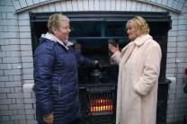 Maureen Finnegan and Ann Browne