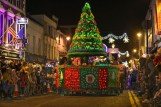 Oh Christmas tree: A very special seasonal float