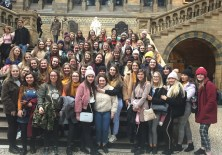 A visit to the National History Museum