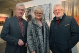 Padruig O'Sullivan, Joan O'Donoghue and Billy O'Donoghue