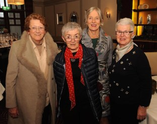 Bridie Cronin, Peggy Healy, Margaret Roche and Maire NíShuilleabhain