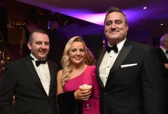 Niall Tangney, Josie O'Kelly and Fritz Poteiger, Muckross Park Hotel