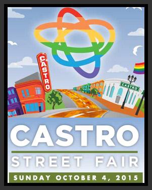 2015 Castro Street Fair
