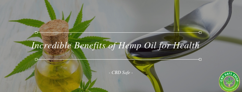 Benefits of Hemp Oil for Health