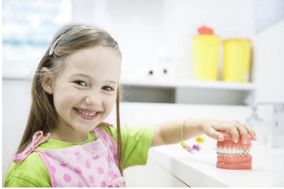 Children's dentist Melbourne