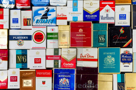 Awareness through Cigarette Packaging
