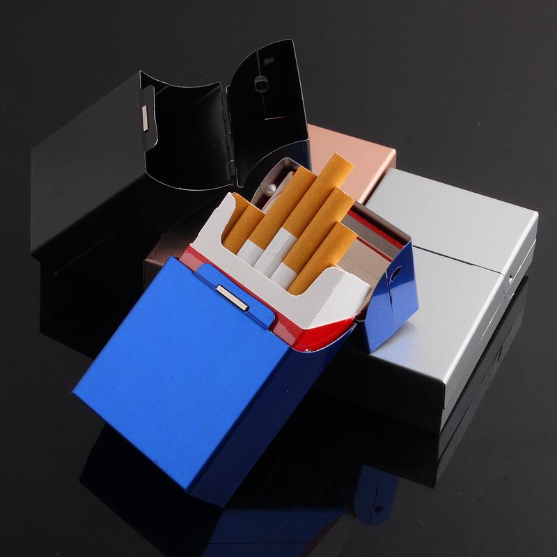 Cigarette case creative
