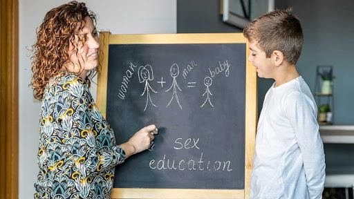 best sex education at home