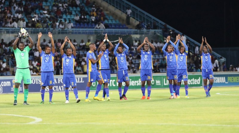 Rollers players applaud fans