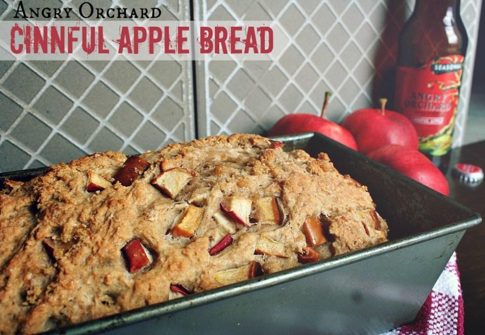 cinnful apple bread header