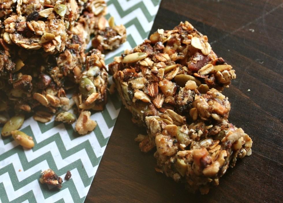 granola bars 5