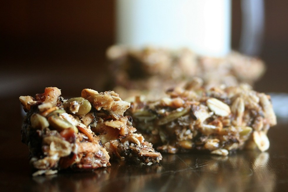 granola bars 6