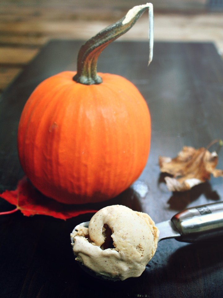 pumpkin pie ice cream 2