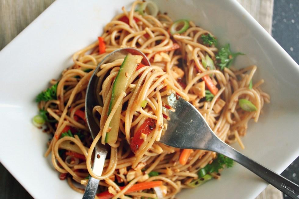soba noodle salad 4