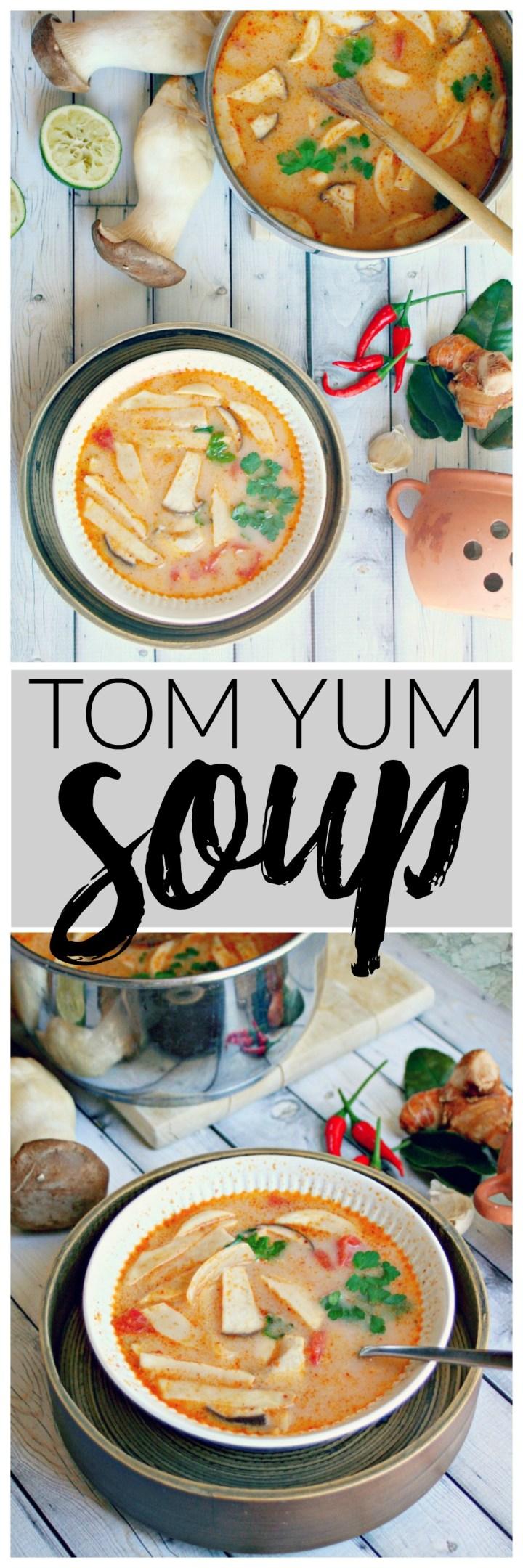 Tom Yum Soup   Killing Thyme